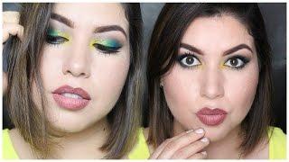 Hola! aqui con un nuevo tutorial de maquillaje con colores super prendidos! como les dije ando inspirada en las olimpiadas en Brasil jejeje y que mejor que con las nuevas paletas kits bissú :D*SUSCRIBETE A MI CANAL: http://www.youtube.com/user/MaKillArte*SIGUEME A MI PAGINA DE FACEBOOK:http://tinyurl.com/76vexmg*INSTAGRAM: @makillarte*CORREO PARA CONTACTO/BUSSINES INQUIRIES:tanyamaquillarte@gmail.com______________________________________________________PRODUCTOS UTILIZADOS POR ORDENlure incredible HD shadow primerbissu kits: disco, ejecutiva, noviabissu glitter #01 + pegamento duo bissu tintaline tono #08bissu plumin negroprosa rimel profesionalbissu tinta matte utopia, suspiro