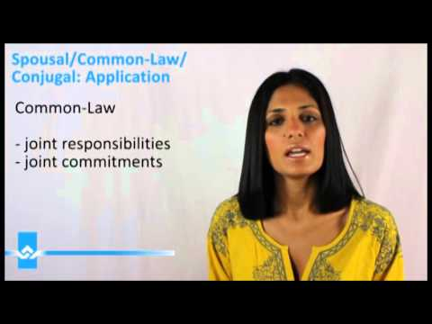Submitting Spousal or Common Law or Conjugal Application Video