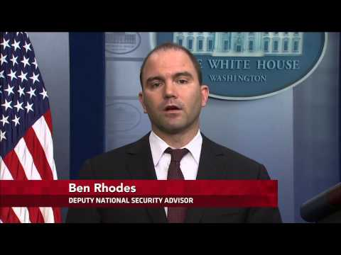 sanctions - Deputy National Security Advisor Ben Rhodes says U.S. intelligence has confirmed that the missile that brought down Malaysia Airlines Flight 17 originated in Ukrainian territory controlled...