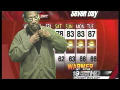 Funny news bloopers & Out take