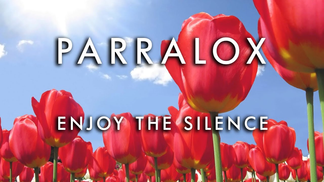 Parralox - Enjoy The Silence (Music Video)