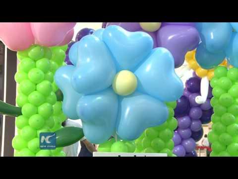 العرب اليوم - شاهد: انطلاق مهرجان البالون في تايلاند