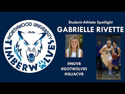 Student-Athlete Spotlight - Gabrielle Rivette