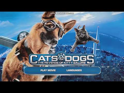 Opening To Cats & Dogs: The Revenge Of Kitty Galore 2010 DVD