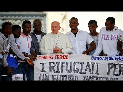Συμβολική κίνηση-μήνυμα του Πάπα για το προσφυγικό
