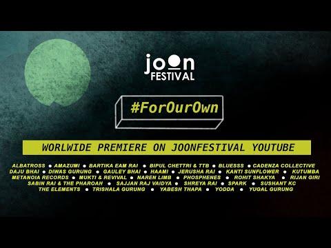 JOON FESTIVAL #ForOurOwn Online Concert