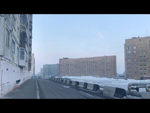 ГОРОД ПРИЗРАК - НОРИЛЬСК