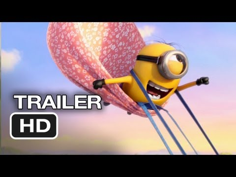 Despicable Me 2 - Official Trailer #2 (2012) Steve Carell Animated Movie HD Video