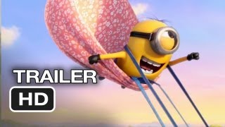 Official Trailer 2 - Despicable Me 2