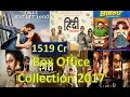 Box Office Collection Of Half GirlFriend, Hindi Medium, Sarkar 3, Baahubali 2, Dangal Etc 2017