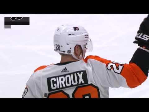 Video: Philadelphia Flyers vs Anaheim Ducks | NHL | OCT-30-2018 | 22:00 EST
