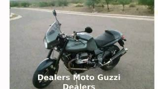 6. 2004 Moto Guzzi V11 Ballabio Walkaround
