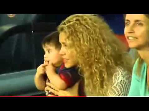 Gerard Pique And Shakira Being Blackmailed Over Sex Tape