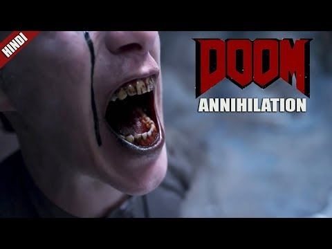 Doom Annihilation Trailer (Hindi) Review
