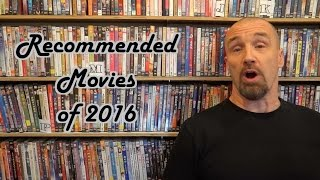 These are my recommended movies of 2016. Disclaimer: there are a few movies I didn't see, like SOUL MATES, SECRET and...