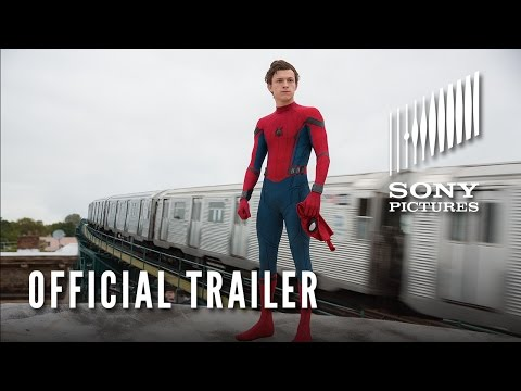 Spider-Man: Homecoming - Official Trailer?>