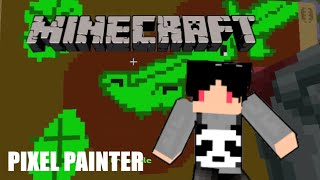 Video Minecraft Indonesia Pixel Painter - INI BUAYA APA KADAL!? MP3, 3GP, MP4, WEBM, AVI, FLV Desember 2017