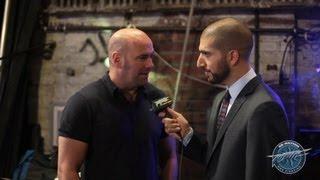 Dana White Talks Team Rousey, MacDonald vs. Lawler, More