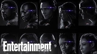 In Memoriam Of Those Who Were Dusted In 'Avengers: Infinity War' | Entertainment Weekly