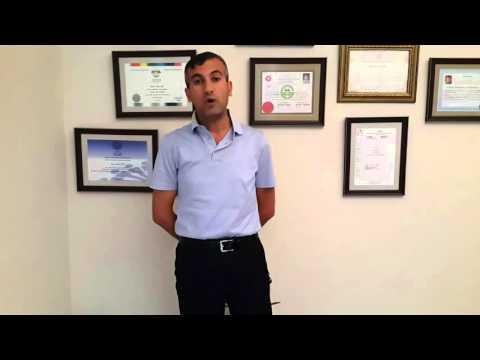 Şeyhmus Altundal - Gereksiz Ameliyat Önerilen Hasta - Prof. Dr. Orhan Şen