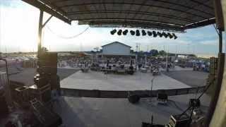 Blue Bonnet Palace concert time-lapse