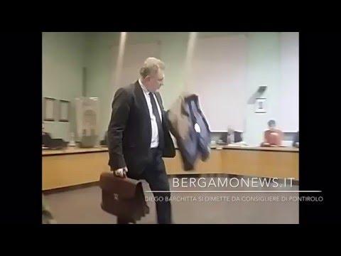 Pontirolo, le dimissioni di Diego Barchitta