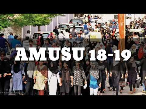 AMUSU 18 - 19 | Full Coverage | Every Detail About Every Candidate | Aligarh Muslim University  |
