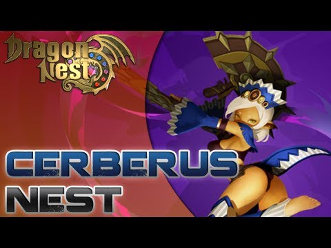 Dragon Nest - CN - Kali Level 50 [Cerberus Nest - Solo]
