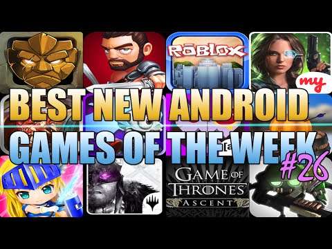Best New Free Android Games of the Week #26