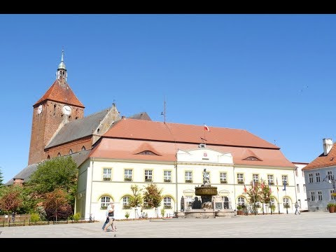 Pommern: Rügenwalde (Darlowo) Polen - Königsstadt am Me ...