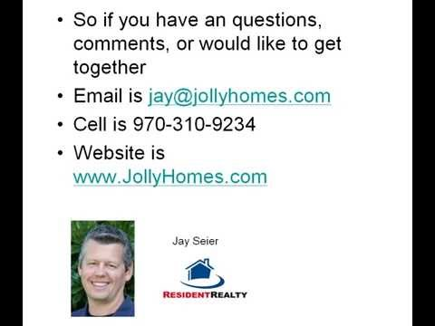 Fort Collins Real Estate Agent Jay Seier