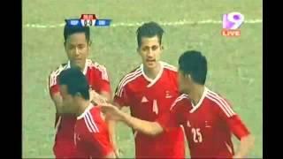 Goal Scored By Bimal against Sri Lanka in Bangabandhu gold cup 2016