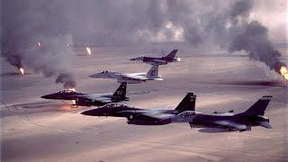 Video La guerre du Golfe, une guerre aérienne MP3, 3GP, MP4, WEBM, AVI, FLV Juni 2018