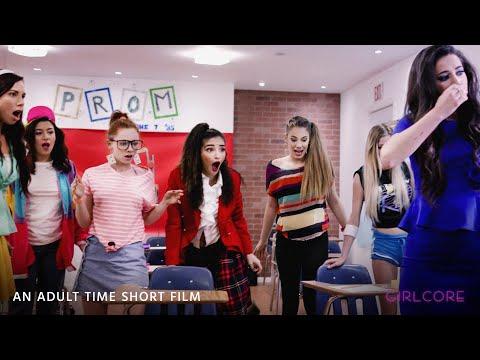 GIRLCORE | PRIVATE SCHOOL | Lesbian Short Film | Adult Time