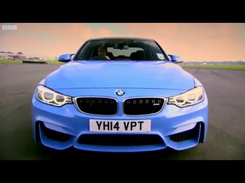 BMW M3 Petrol vs BMW i8 Hybrid - Top Gear - Series 22 - BBC (видео)