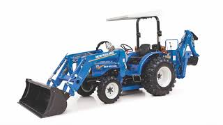 "3. Workmasterâ""¢ 25 - Compact Tractor Competitor Comparison"