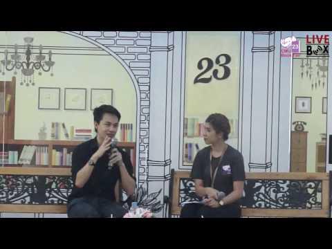 CMU BOOK FAIR 2017 พบกับนักเขียน นามปากกา บองเต่า BONGTAO