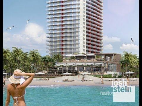 Beachwalk by Pininfarina Pre-Construction Video Miami by Josh Stein Realtor