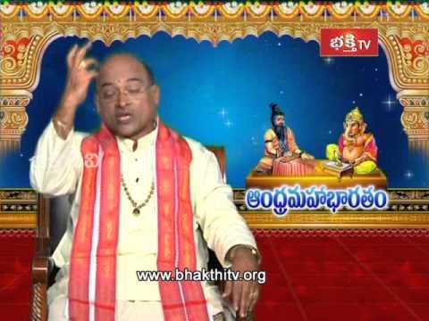 Andhra Mahabharatam - Salya Parvam (Episode 1307   Part 1)