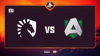 Team Liquid vs Alliance, MDL Disneyland® Paris Major EU QL, bo3, game 1 [Crystalmay]