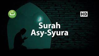 Video Tadabbur Surah Asy Syura Terjemah - Bashir Abdallah ᴴᴰ MP3, 3GP, MP4, WEBM, AVI, FLV November 2018