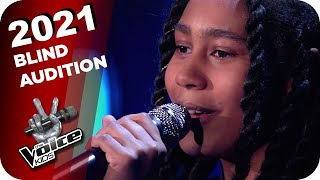 Powfu feat. Beabadoobee - Death Bed (Johanna) | The Voice Kids 2021 | Blind Auditions