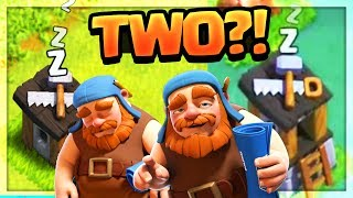 Video SECOND BUILDER? Clash of Clans Builder Base Future Update LEAK? MP3, 3GP, MP4, WEBM, AVI, FLV Agustus 2017