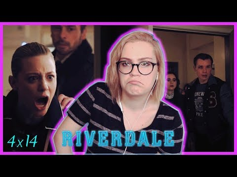 "Riverdale Season 4 Episode 14 ""How to Get Away with Murder"" REACTION!"
