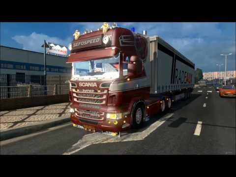 Scania R620 Sefospeed v1.1