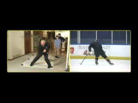 G1 Extreme Slide Board – Hockey Training Aids – by HockeyShot.com