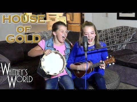 Whitney Bjerken: House of Gold (Cover)
