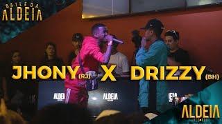 Jhony (RJ) x Drizzy (BH) | Baile da Aldeia | 14.09.18