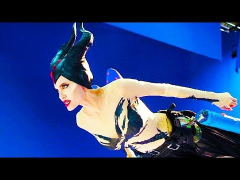 MALEFICENT 2 Dark Fey & Angelina Jolie Behind The Scenes Blu-ray Bonus Clip