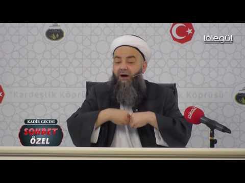 23 Temmuz 2016 Tarihli Sohbet Özel - Cübbeli Ahmet Hocaefendi